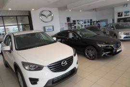 Salone Mazda 2