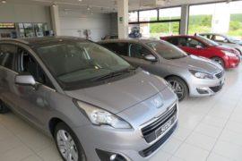 Salone Peugeot 3