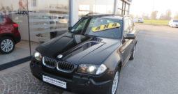 BMW X3 3.0d Futura 204cv 4×4 auto '04