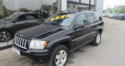 JEEP Grand Cherokee 2.7crd Limited 163cv '04