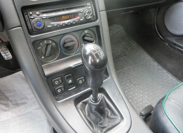 MG MGF 1.8 145cv VVC Cabriolet '97 completo