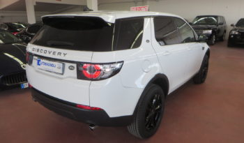 LAND ROVER Discovery Sport 2.0 td4 150cv Pure 4wd auto '16 completo
