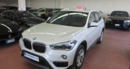 BMW X1 18d 2.0 150cv sDrive Advantage auto '15 65Mkm!