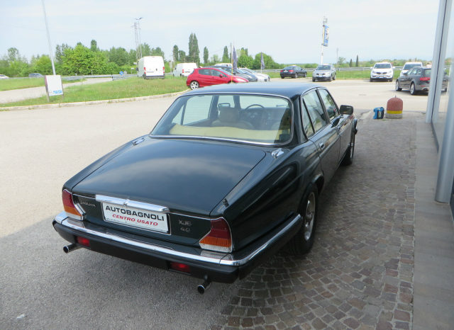 JAGUAR XJ6 Berlina 4.2 205cv '80 Amatoriale! completo