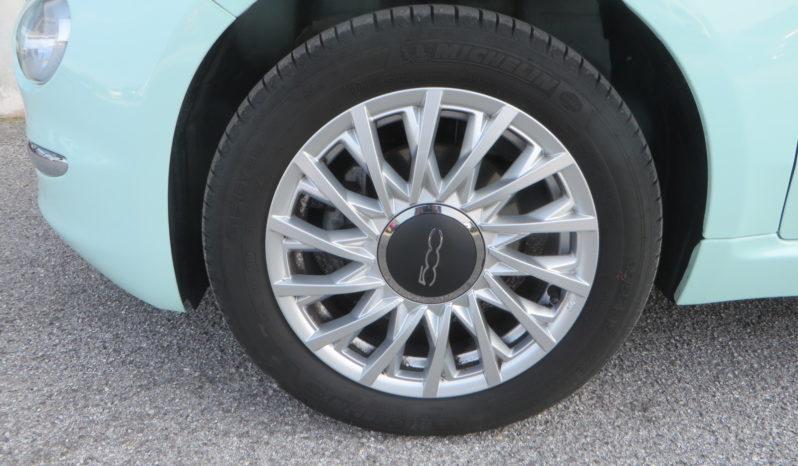 FIAT 500 1.2 69cv Lounge 3 porte auto '18 10Mkm!! completo