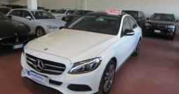 MERCEDES Classe C 250 Bluetec Berlina 204cv 4matic Business auto '15