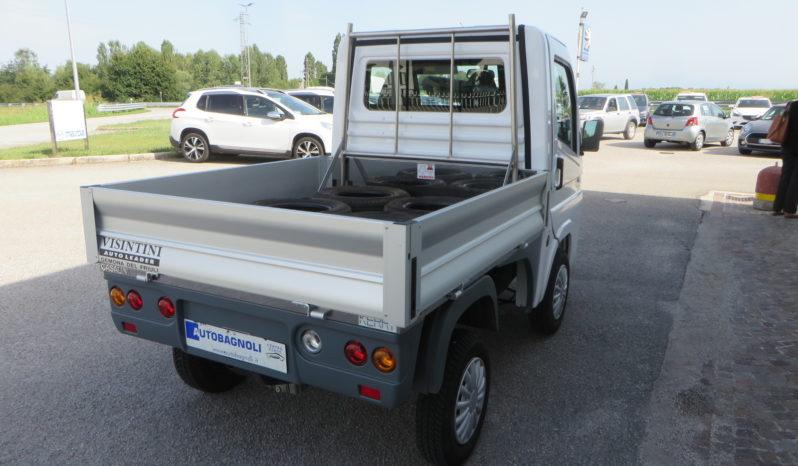 CASALINI Kerry Plus Cassonato 500 Diesel 8cv Quadriciclo Leggero '18 1Mkm!! completo