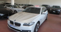 BMW 520d Touring 190cv xDrive Luxury 4×4 auto '16