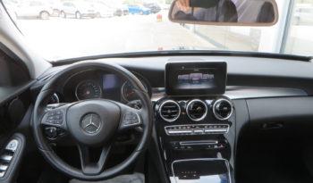 MERCEDES Classe C 200d Station Wagon 1.6 136cv Business auto '15 completo