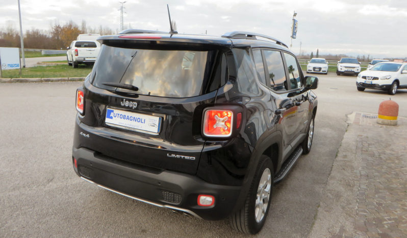 JEEP Renegade 2.0 mjt 140cv Active Drive Low Limited  4wd auto '17 47Mkm! completo