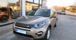 LAND ROVER Discovery Sport 2.0 td4 180cv SE 4wd auto '16