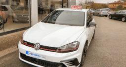 VOLKSWAGEN Golf 2.0 tsi 265cv GTI Clubsport 3 porte auto '16