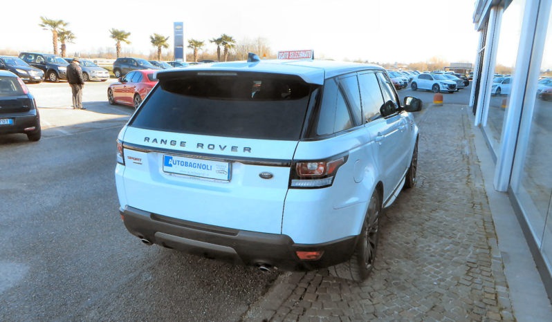 LAND ROVER Range Rover Sport 3.0 tdv6 249cv HSE Dynamic 4wd auto '17 completo