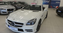 MERCEDES SLK 250 cdi 203cv Premium auto '13 75Mkm!!