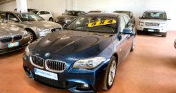 BMW 520d Touring 190cv xDrive Msport auto '16