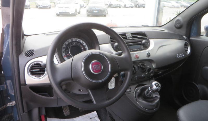 FIAT 500 0.9 Twinair 85cv 150° 3 porte '11 75Mkm!! completo