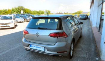 VOLKSWAGEN Golf 1.6 tdi 115cv BMT Business DSG 5 porte auto '17 30Mkm!! completo