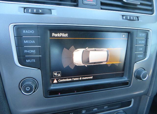 VOLKSWAGEN Golf 1.2 tsi 85cv Tech & Sound 5 porte '15 completo