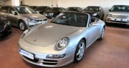 PORSCHE 911 Carrera Cabrio 3.6 325cv auto '06 74Mkm!!!!