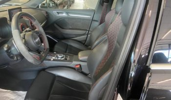 AUDI RS3 Sportback 2.5 tfsi 400cv quattro S-Tronic auto '19 25Mkm!!! pieno