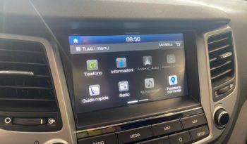 HYUNDAI Tucson 1.7 crdi 141cv Xplus 2wd DCT auto '18 pieno