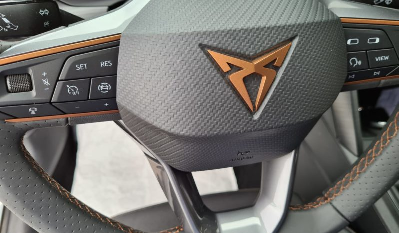 CUPRA Formentor 1.5 tsi 150cv 5 porte '21 Bianco Km Zero!!! pieno