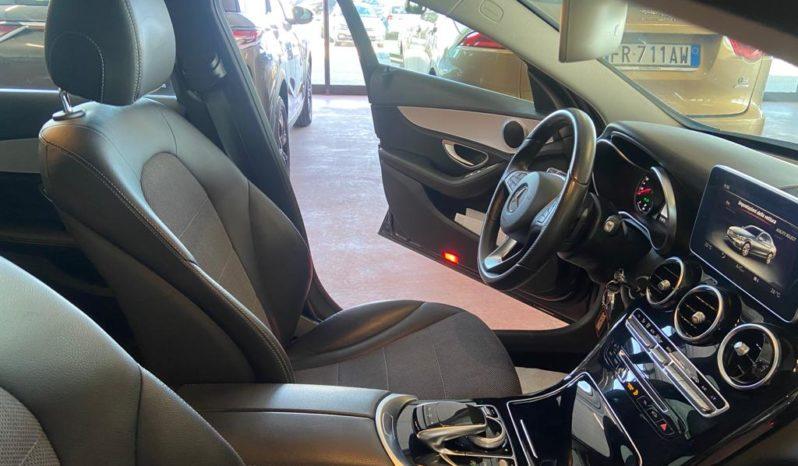 MERCEDES Classe C 220d Berlina 170cv Premium auto '15 pieno