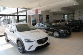 Salone Mazda