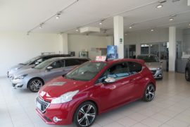 Salone Peugeot