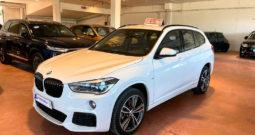 BMW X1 18d 150cv sDrive MSport Steptronic auto '18 36Mkm